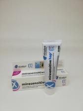 Mirasensitive hap+ hambapasta ksülitooli ja fluoriidiga, 50ml