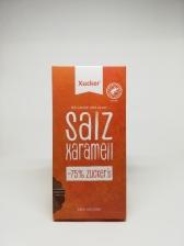 Soolakaramelli šokolaad 80g (magusaineks ksülitool)